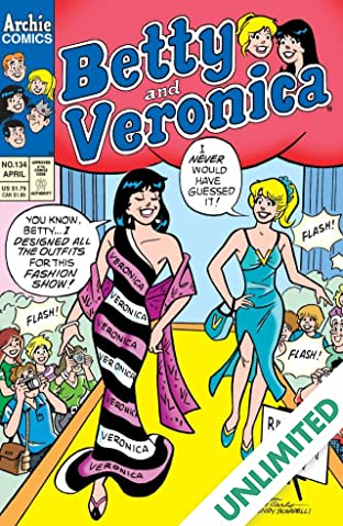 Betty & Veronica #134